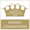 The Charity Awards 2018 - Highly Commended.
