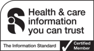 The Information Standard - Certified Member.
